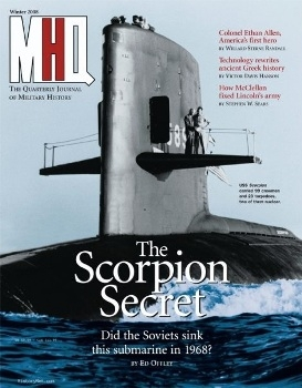 MHQ: The Quarterly Journal of Military History Vol.20 No.2 (2008-Winter)