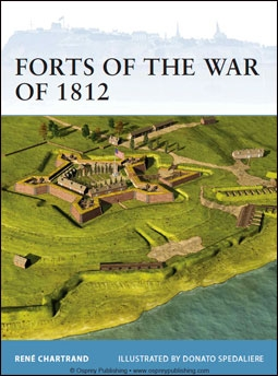 Osprey Fortress 106 - Forts of the War of 1812