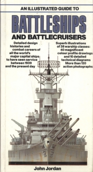 An Illustrated Guide to Battleships and Battlecruisers