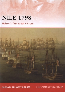 Osprey Campaign 230 - Nile 1798: Nelson's First Great Victory