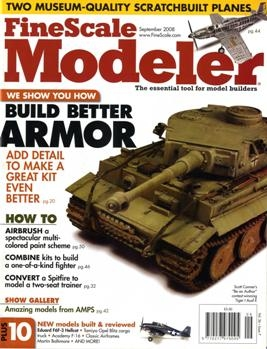 FineScale Modeler 2008-09 (Vol 26 No.07)
