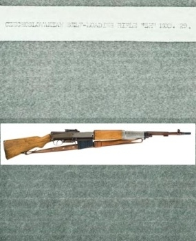 "Automatic Rifle ""ZH"" Model 29"