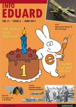 Info Eduard Magazine  2011-06 Vol. 11, Issue 6