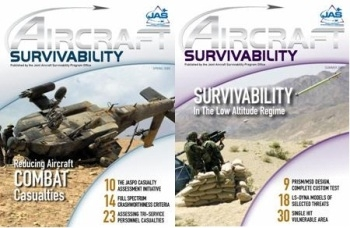 Aircraft Survivability Journal 2009