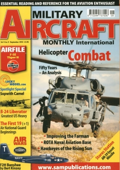 Military Aircraft Monthly Vol.9 Iss.9 - September 2009