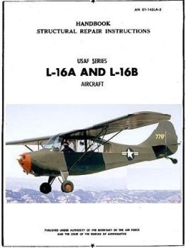 Handbook Structural Repair Instructions USAF Series L16A & L16B Aircraft
