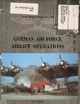 German Air Force Airlift Operations