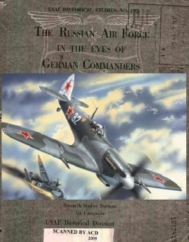 The Russian Air Force in the Eyes of the German Commanders