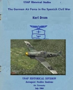 The German Air Force in the Spanish Civil War. Part 2