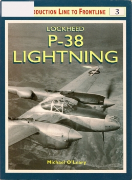 Lockheed P-38 Lightning (Production Line to Frontline 3)