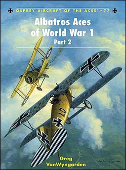 Osprey Aircraft of the Aces 77 - Albatros Aces of WWI, p.2