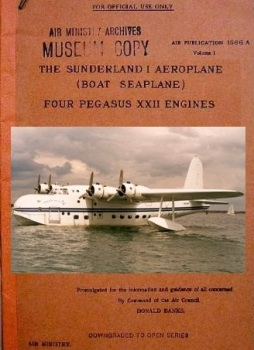 The Sunderland I Aeroplane