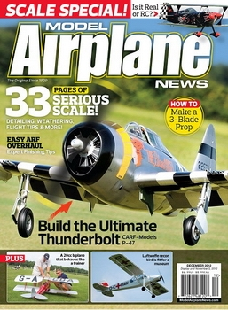 Model Airplane News - December 2012