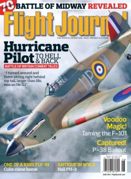 Flight Journal - June 2012