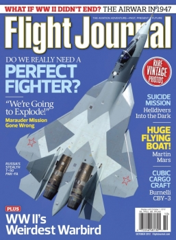 Flight Journal - October 2012