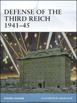 Osprey Fortress 107 - Defense of the Third Reich 1941–1945