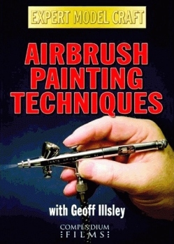 Expert Model Craft - Airbrush Painting Techniques