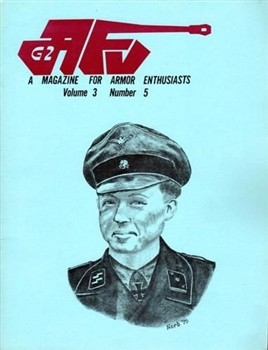 AFV G2 - A Magazine For Armor Enthusiasts Vol.3 N.5