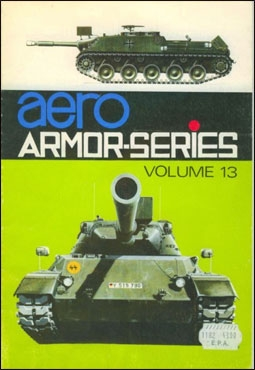 Aero Publishers - Armor Series 13 - Armor of the Bundeswehr