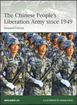 Osprey Elite 194 - The Chinese People's Liberation Army since 1949 (Ground forces)