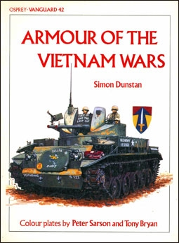 Osprey vanguard 42 - Armour of the Vietnam wars