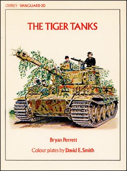 OSPREY VANGUARD 20 - The Tiger tanks
