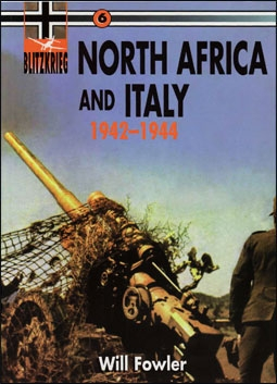 Blitzkrieg 6 - North Africa and Italy 1942-1944  (Ian Allan)