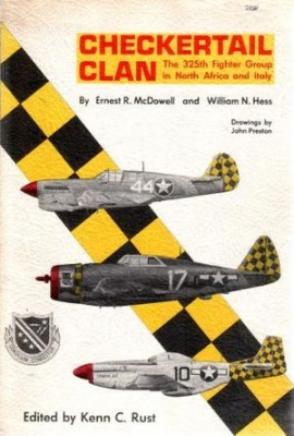 Checkertail Clan: The 325th Fighter Group In North Africa And Italy