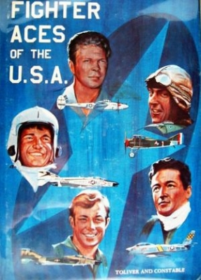 Fighter Aces of the U.S.A. (Aero Publishers)
