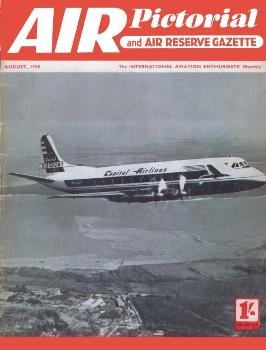 Air Pictorial Magazine 1955-08