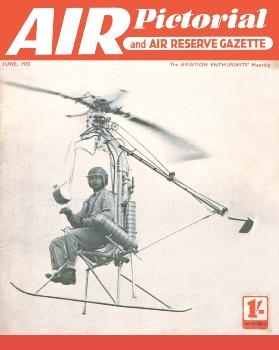 Air Pictorial Magazine 1955-06