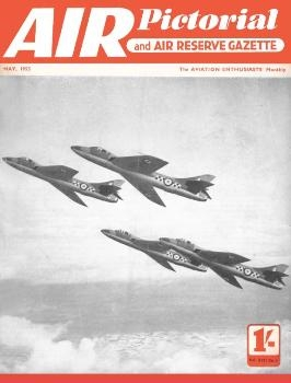 Air Pictorial Magazine 1955-05