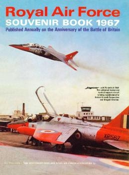 Royal Air Force Souvenir Book 1967