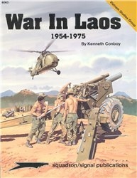 War in Laos 1954-75 - Squadron Signal 6063