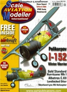 Scale Aviation Modeller International Vol.12 Iss.1 - 2006