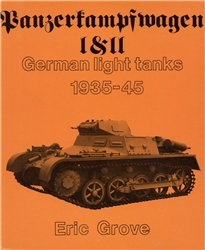 German Light Tanks 1935-45 (Автор: E. Grove)