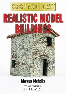 Expert Model Craft. Realistic Model Buildings