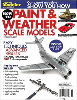 How to Paint & Weather Scale Models (FineScale Modeler)