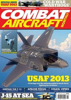 Combat Aircraft Monthly №2 2013