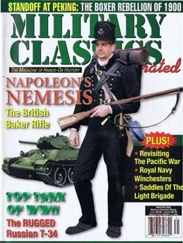 Military classics illustrated 07 (Winter 2002)
