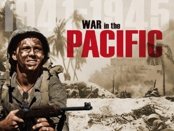 War in the Pacific. Part 4