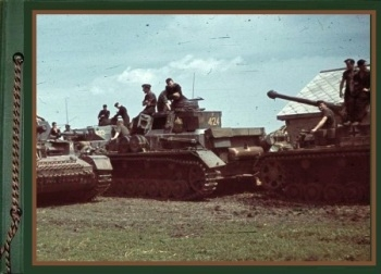 Photos from the Archives. Panzer-2, Panzer-3, Panzer-4. Part 2