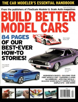Build Better Model Cars