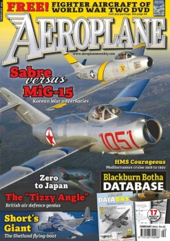 Aeroplane Monthly - February 2013