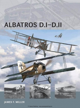 Air Vanguard 5 - Albatros D.I–D.II