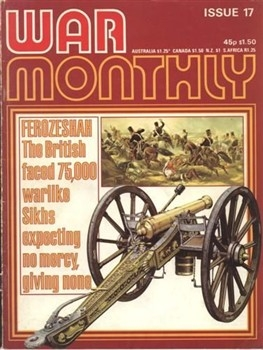 War Monthly Issue 17