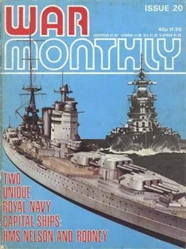 War Monthly Issue 20