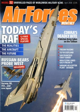 Air Forces Monthly № 4 2008