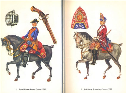 Cavalry Uniforms, Including other Mounted Troops of Britain and the Commonwealth in Colour