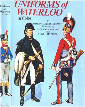 Uniforms of Waterloo in Color 16-18 june 1815